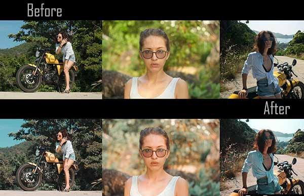 3 Color Grading LUTs 3495868 - TemplateShared Com - Free