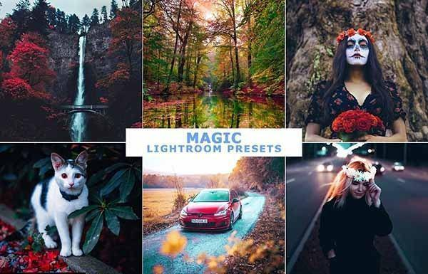 Magic Lightroom Presets 4264332 - TemplateShared Com - Free