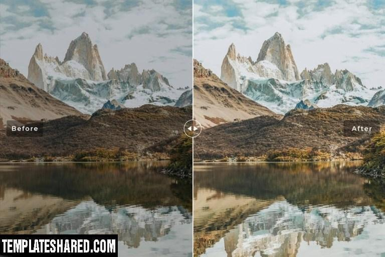 Mendoza Mobile Desktop Lightroom Presets 2