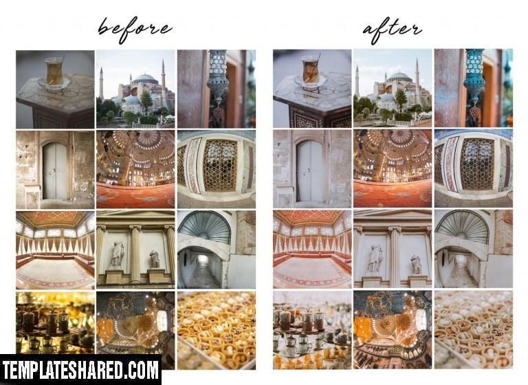 12 X Lightroom Presets Istanbul 3912143 1