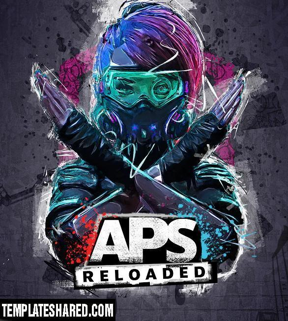 Aps Reloaded Photoshop Action 28217578