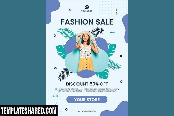 Fashion Sale Poster N9qpfca