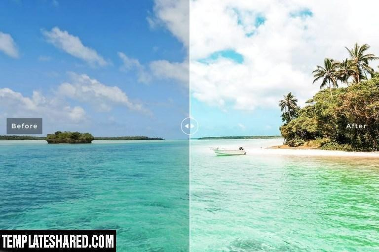 Jamaica Mobile Desktop Lightroom Presets 2
